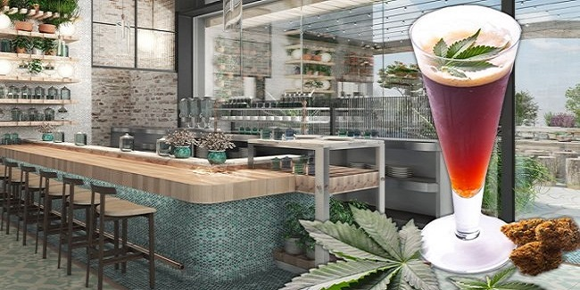 America's First Legal Cannabis Restaurant Opening In Los Angeles