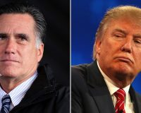 Mitt Romney Goes On Record, Says He Won't Endorse President Trump In 2020