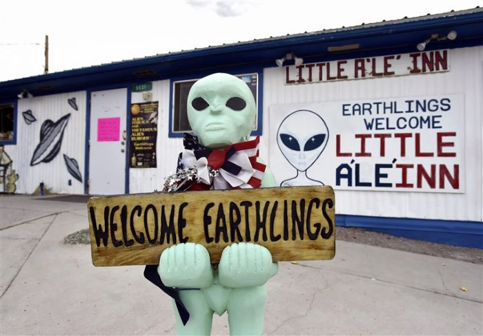 Area 51 'raid' evolves into festival, sends small towns into a panic