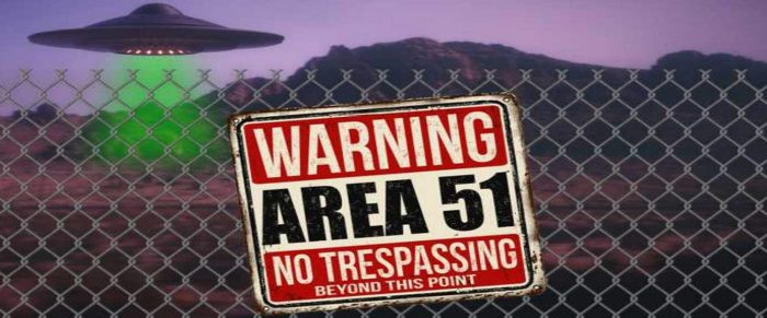 """Storm Area 51"" hoax has hundreds of UFO enthusiasts descending on Nevada for 'Alienstock' (Video)"