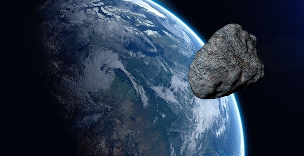 Asteroid big enough to level a city 'snuck' by NASA