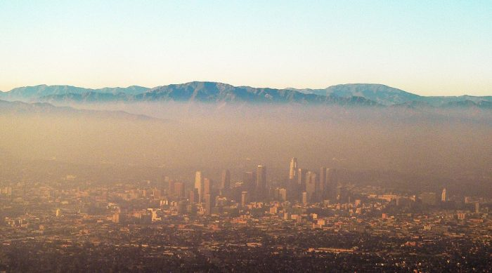 "Trump's EPA Threatens California Funding Over ""Worst Air Quality In The United States"""