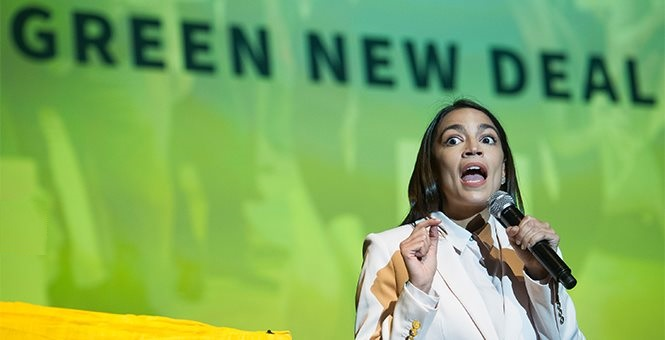 Watch As Ocasio-Cortez Makes A Fool Of Herself At NAACP Conference, What A MESS