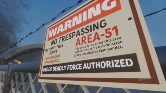Government Restricts Airspace Around Area 51 In Anticipation Of 'Alienstock' Turnout