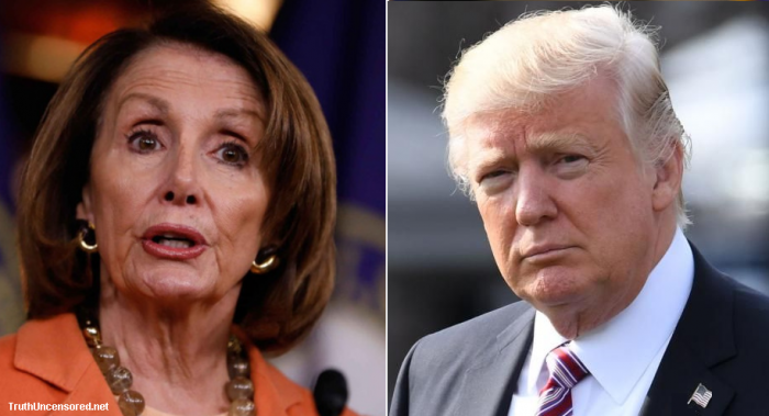Nancy Pelosi calls for law that allows a sitting president to be indicted