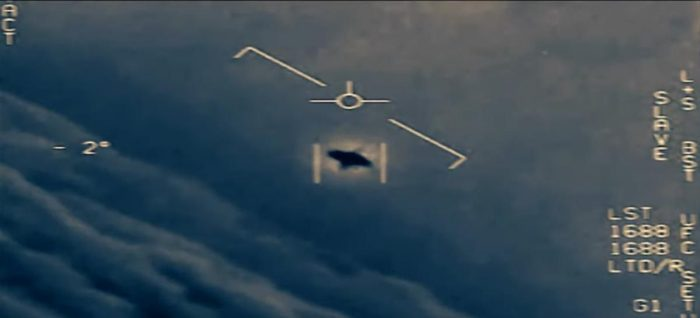 Navy Confirms: UFO Videos Are Real And Never Should Have Been Released To The Public (Video)
