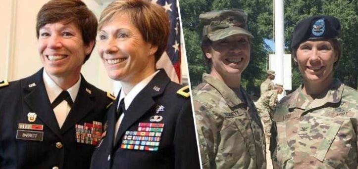 Making history: Two sisters are the first to become US Army generals