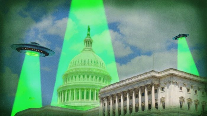 The truth is out there: UFO lobbyists are making progress for full disclosure from Congress