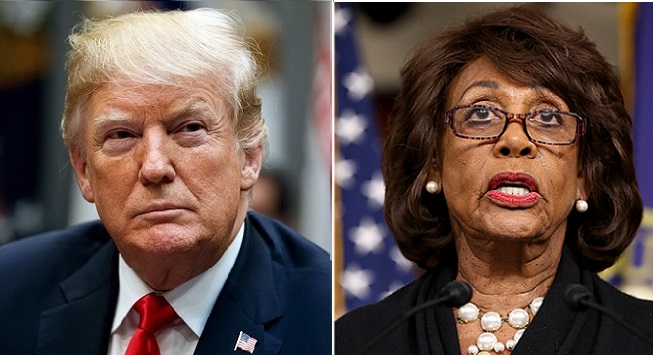 Maxine Waters: 'Impeachment not good enough' wants Trump in 'solitary confinement'