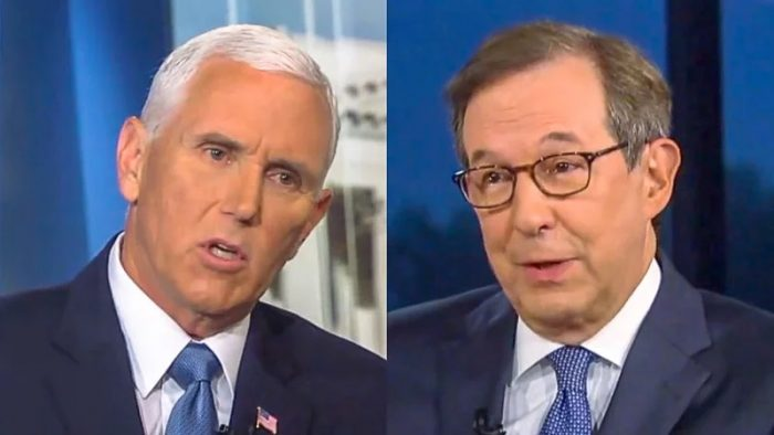 Wallace Grills Mike Pence: Why Didn't the President Notify Pelosi of ISIS Leader's Death (Video)