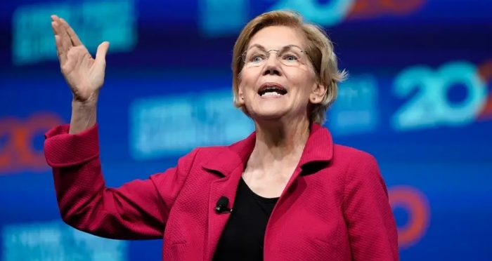 Warren's Tax Plan Would Hit Some With Tax Rates Over 100%