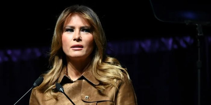 Melania Trump Booed By Baltimore Students Before Giving Speech On Opioid Abuse (Video)