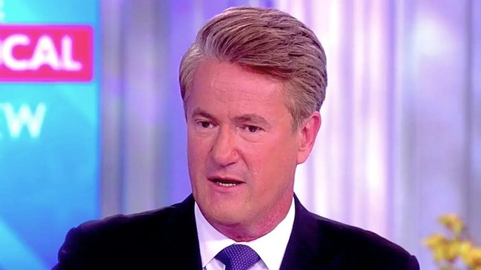 Joe Scarborough: Americans See Trump As 'An Agent Of Russia' Or A 'Useful Idiot' (Video)