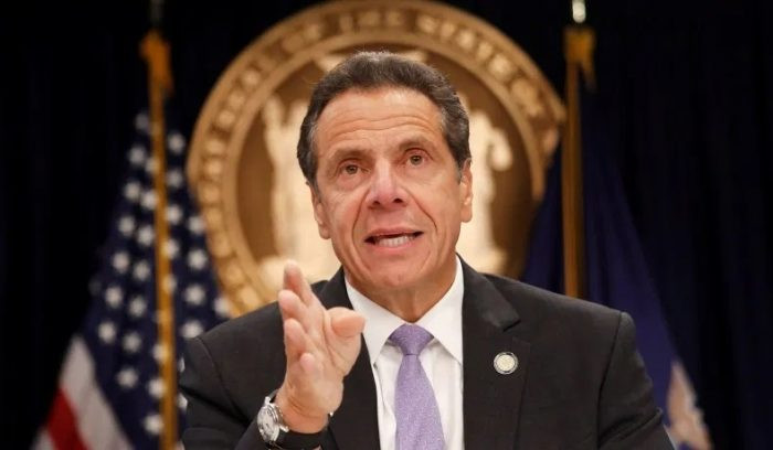 Andrew Cuomo insists we didn't have natural disasters before 'climate change' (Video)