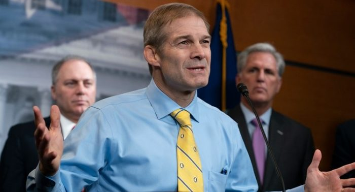 Jim Jordan Says Whistleblower Will Be Served Subpoena
