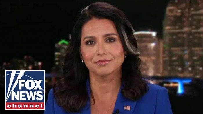 Tulsi Gabbard Responds to Democratic Criticism Over Fox News Appearances