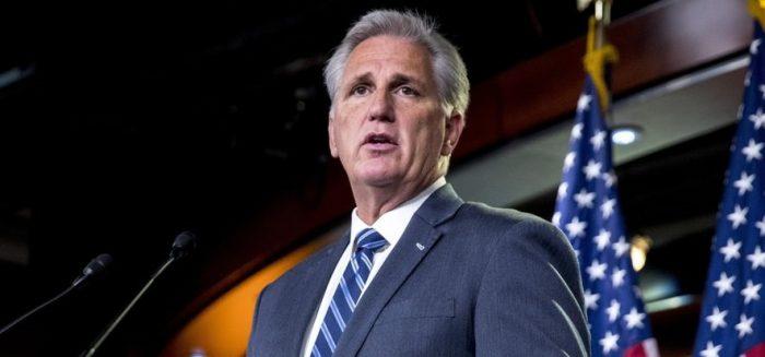 Kevin McCarthy Takes Aim at Democrats: 'More Subpoenas Than Laws'