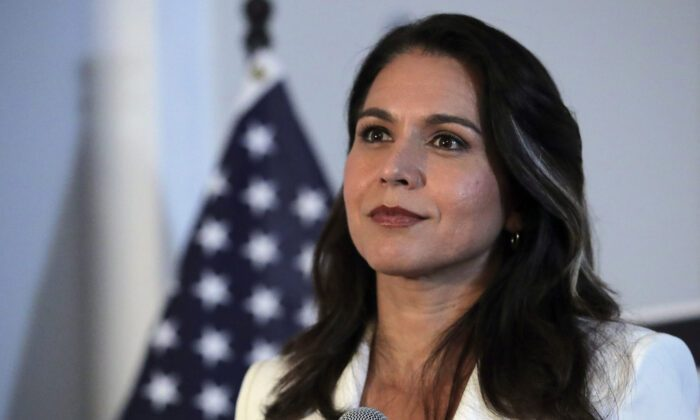 Tulsi Gabbard Commits to Democratic Party, Won't Mount Third-Party Spoiler Effort