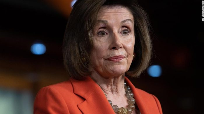 Pelosi Angry About Impeachment Questions On Day She Declared Impeachment (Video)