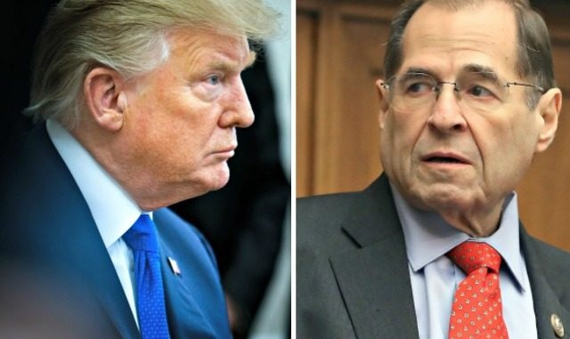 Nadler Tells CNN Trump Articles Of Impeachment Vote 'Possible' This Week (Video)