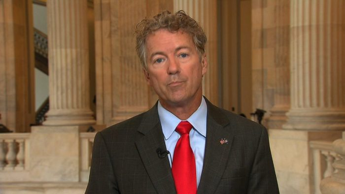 Rand Paul Discovers $50 Billion In Gov't Waste: Including $500,000 to Study Frog Mating Calls