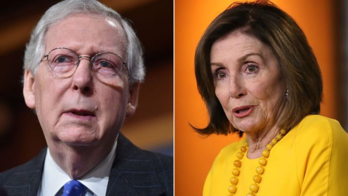 McConnell Says Pelosi Impeachment Delay Is 'Absurd;' Claims She'll Back Down 'Sooner Or Later' (Video)