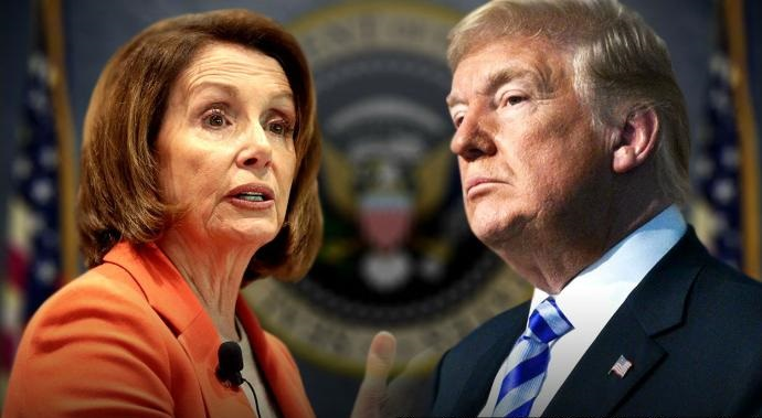 "Watch [She's Off Her Rocker Again] As Nancy Pelosi Says Trump Will NEVER Be President Next Year ""One Way Or Another"""