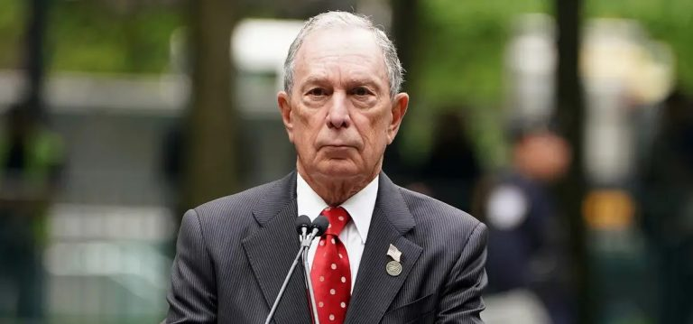 Bloomberg Announces Goal To End Sale Of Gas Fueled Vehicles By 2035