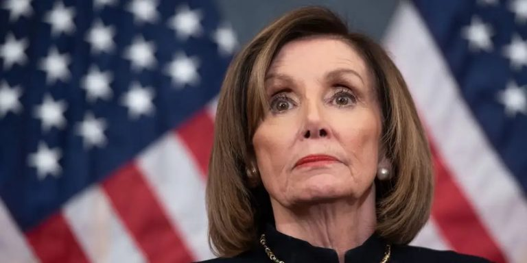 GOP Lawmaker Introduces Resolution Censuring Pelosi For Holding Articles Of Impeachment