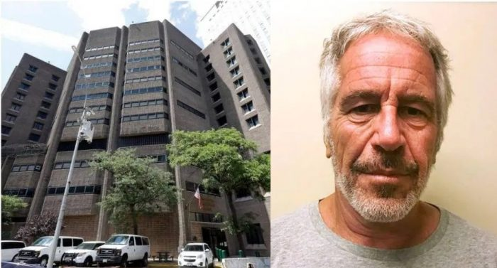 Surveillance Video From Outside Epstein's Cell During First 'Suicide Attempt' Deleted