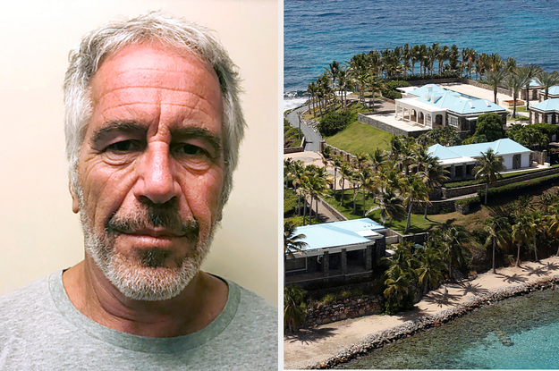 Epstein's Private Caribbean Island at Center of Sex Trafficking Lawsuit
